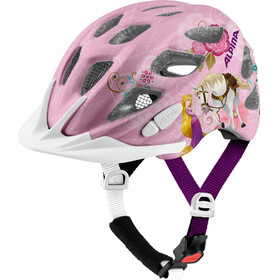 Alpina Rocky Cykelhjälm Barn pink